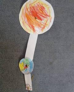 planète terre lune soleil, homeschooling IEF