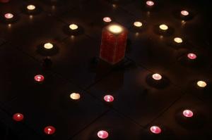 yule fête solstice hiver spirale waldorf homeschooling