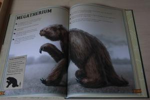 megatherium livre little urban le livre extraordinaire des animaux préhistoriques