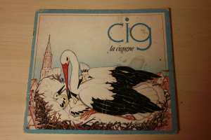 livre cig la cigogne, blog planete parentage livre enfant sur la migration des cigognes